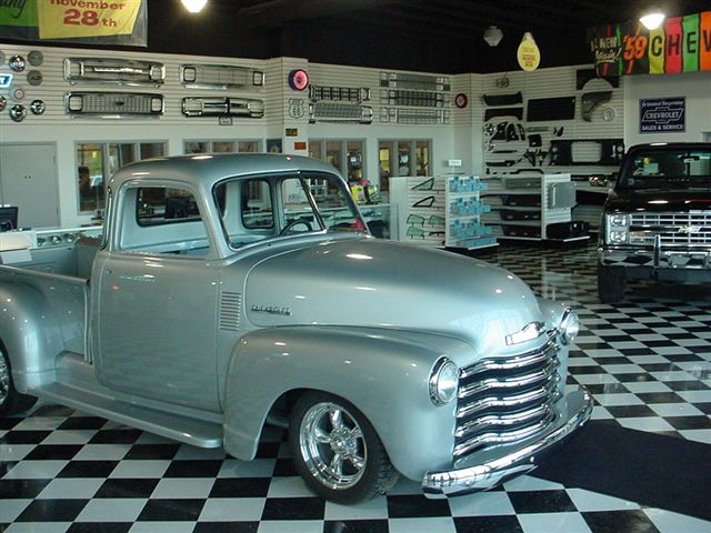 1952 Chevrolet Car Parts.html | Autos Weblog