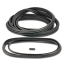 (1973-91)  Windshield Weatherstrip - Deluxe - Black Lock Strip