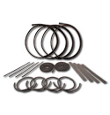 (1947-54)  * Suburban Side Window Weatherstrip Kit