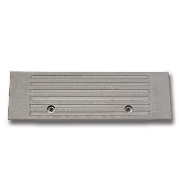 (1995-98)  Door Sill Plate - Suburban - Rear - Gray
