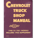 (1947-53)  Shop Manual - Chevrolet