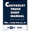 (1955)  Shop Manual - Chevrolet