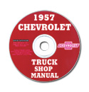 (1957)  Shop Manual CD - Chevrolet