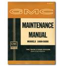 (1962)  Shop Manual - GMC