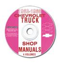 (1963-66)  Shop Manual CD - Chevrolet