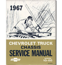 (1967)  Shop Manual - Chevrolet