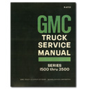 (1967)  Shop Manual - GMC