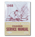 (1968)  Shop Manual - Chevrolet