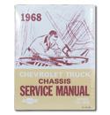 (1968)  Shop Manual - Chevrolet