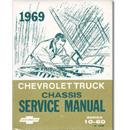 (1969)  Shop Manual - Chevrolet