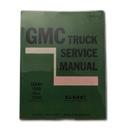 (1971)  Shop Manual - GMC