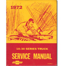 (1972)  Shop Manual - Chevrolet