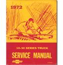 (1972)  Shop Manual - Chevrolet