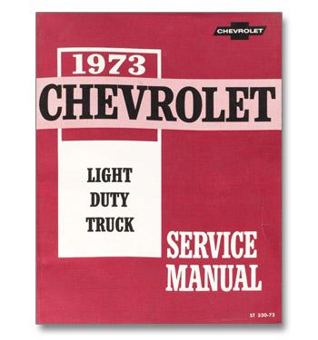 (1973)  Shop Manual