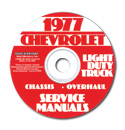 (1977)  Shop Manual CD