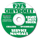 (1978)  Shop Manual CD