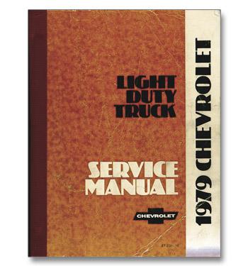 (1979)  Shop Manual