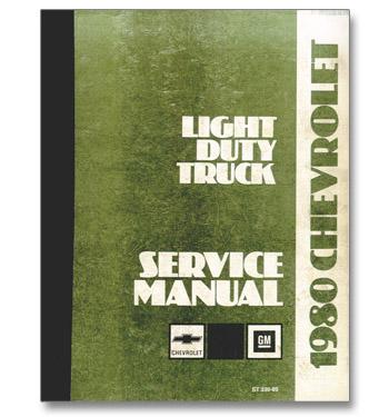 (1980)  Shop Manual