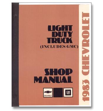 (1983)  Shop Manual