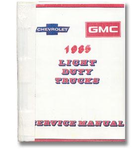 (1985)  Shop Manual