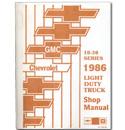 (1986)  Shop Manual
