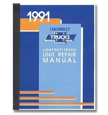 (1991)  Overhaul Repair Manual