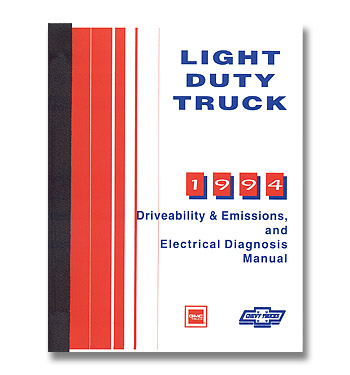 (1994) Shop Manual - Electrical