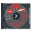 (1995)  Service & Overhaul Manual C/K Series CD