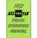 (1957)  Owners Manual - Chevrolet