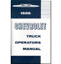 Owners Manual - Chevrolet
