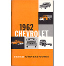 (1962)  Owners Manual