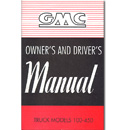 (1949)  Owners Manual - GMC