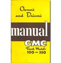 (1950)  Owners Manual - GMC