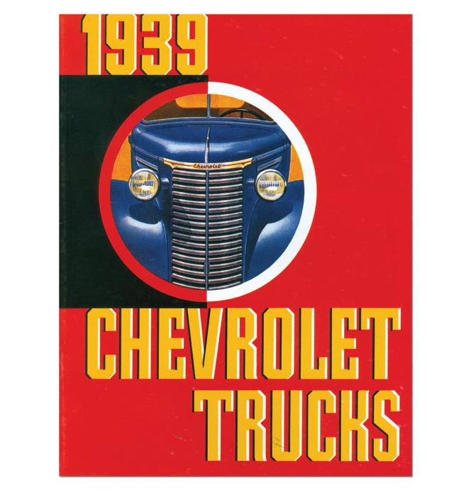 (1939)  Sales Brochure