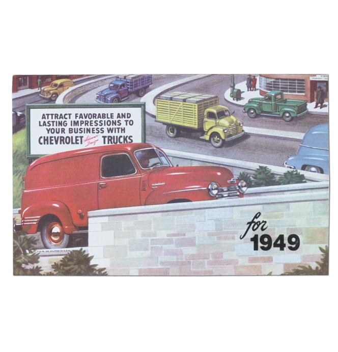 (1949)  Sales Brochure