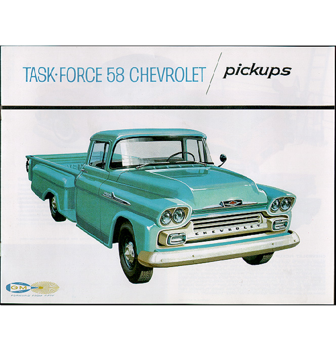 sales brochure classic chevy truck parts. Cars Review. Best American Auto & Cars Review