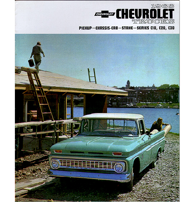 (1963)  Sales Brochure