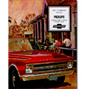 (1967)  Sales Brochure