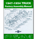 (1947-54)  Factory Assembly Manual