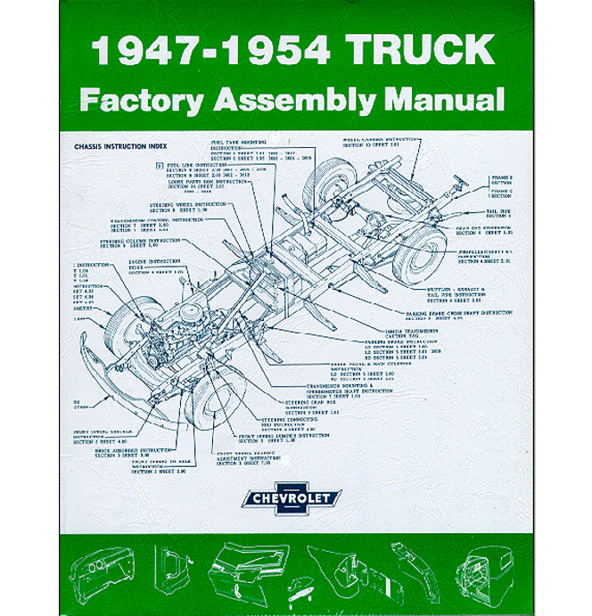 Strange Factory Assembly Manual Classic Chevy Truck Parts Wiring Cloud Hisonuggs Outletorg