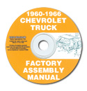 (1960-66)  Factory Assembly Manual CD