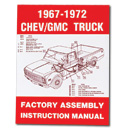 (1967-72)  Factory Assembly Manual