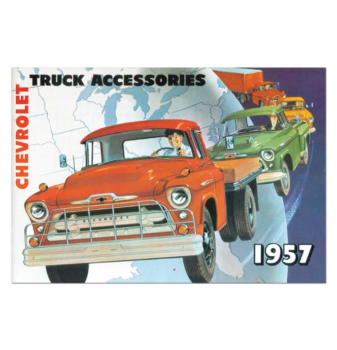 (1957)  Accessory Sales Brochure