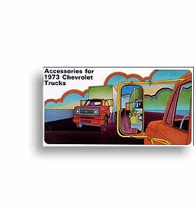 (1973)  Accessory Brochure