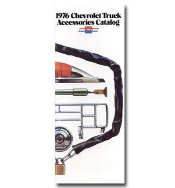 (1976)  Accessory Brochure