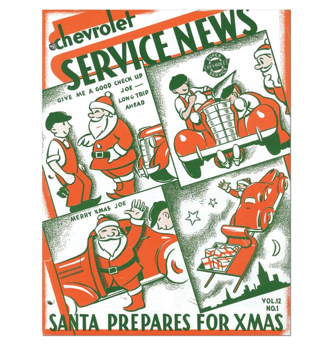 (1938)  Service Bulletin