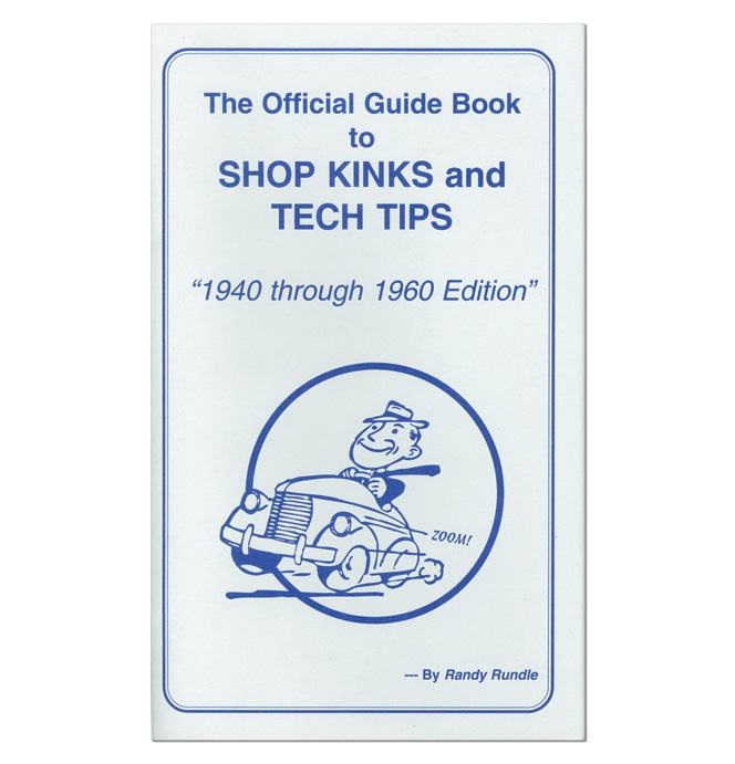 (1940-60)  Shop Kinks & Tech Tips Guide