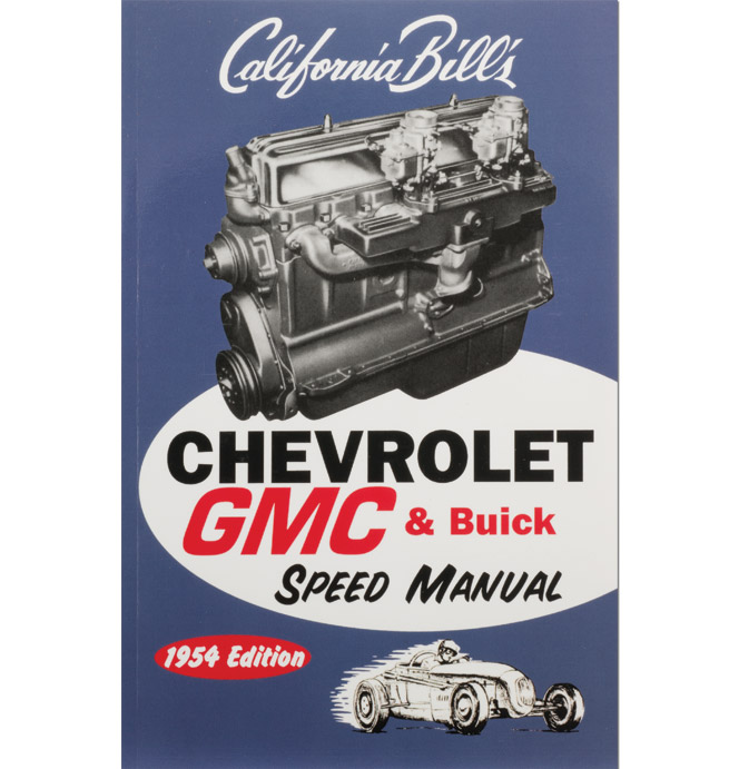 (1947-59)  Chevy & GMC Speed Manual - 1954 Edition