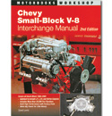 (1947-87)  Chevy Small Block Interchange Manual