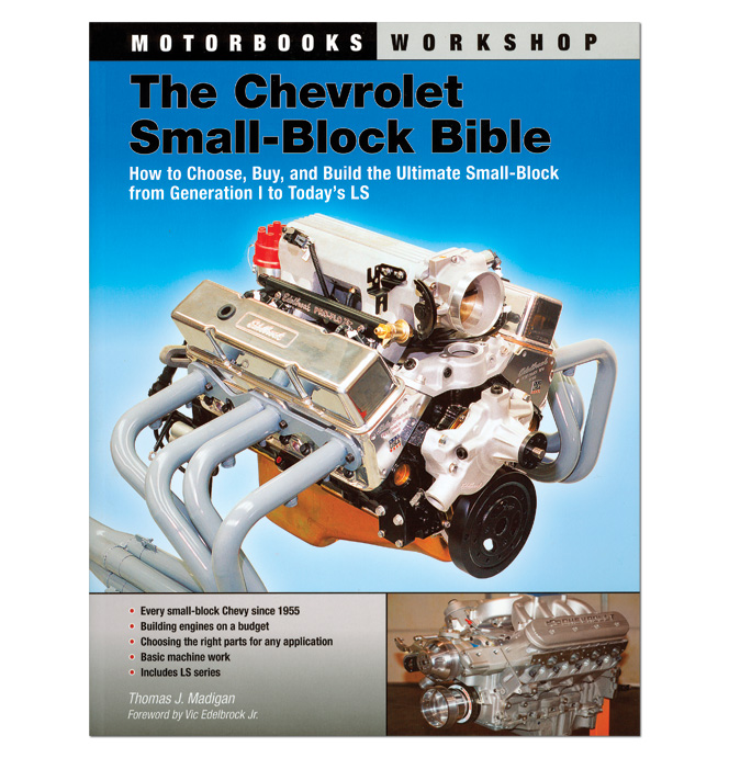 (1947-98)  The Chevrolet Small Block Bible